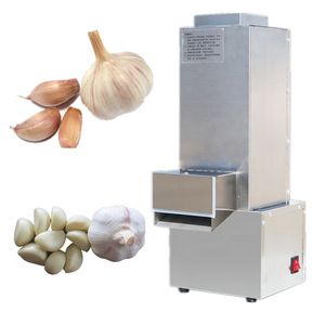 Used garlic peeler machine dry garlic skin peeling machine price
