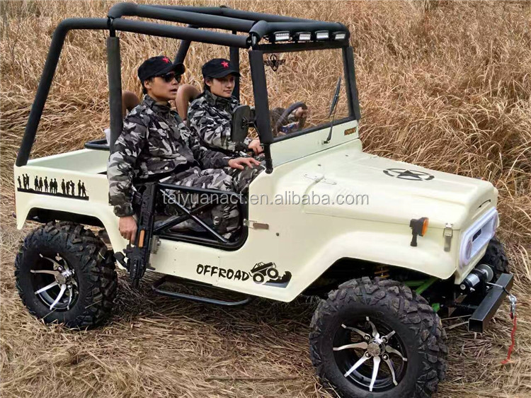 300cc Street Legal For Sale Four Wheeler ATV mini jeep 4x4 for adults