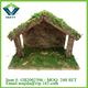 Nativity stables christmas wooden nativity stable