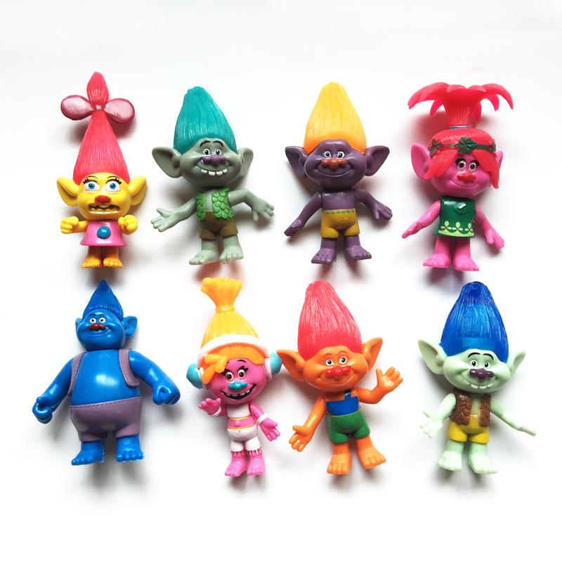 hotsale ltimo diseo noruega la buena suerte trolls presa juguetes
