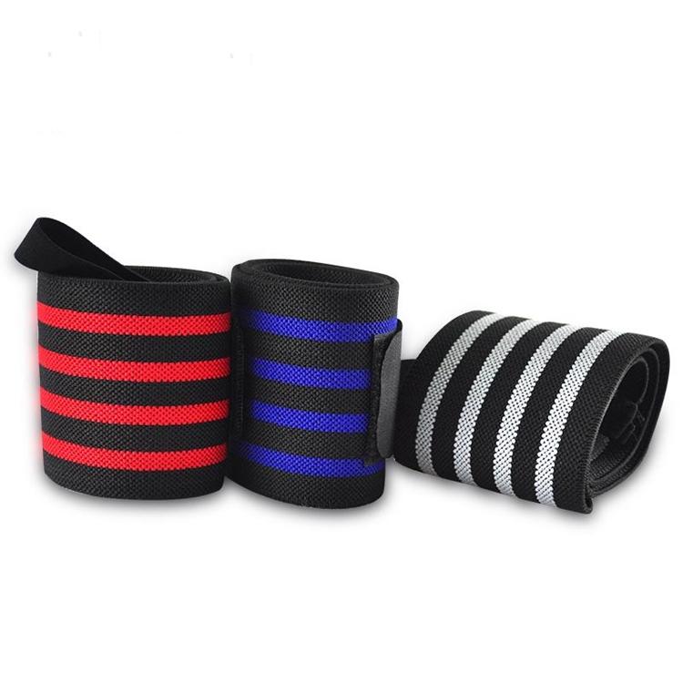2018 Latest Fashion Shop Custom Wrist Wraps Wrist Print Weight Lifting Wrist Straps, Colour as the picture