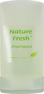 Nature Fresh - Shampoo Bottles for Hotels, Motels and Vacation Rentals - 1oz, 144/ case