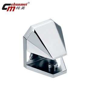 Compare Prices on Fixed Zinc Alloy Retaining Glass Clip(CM103)