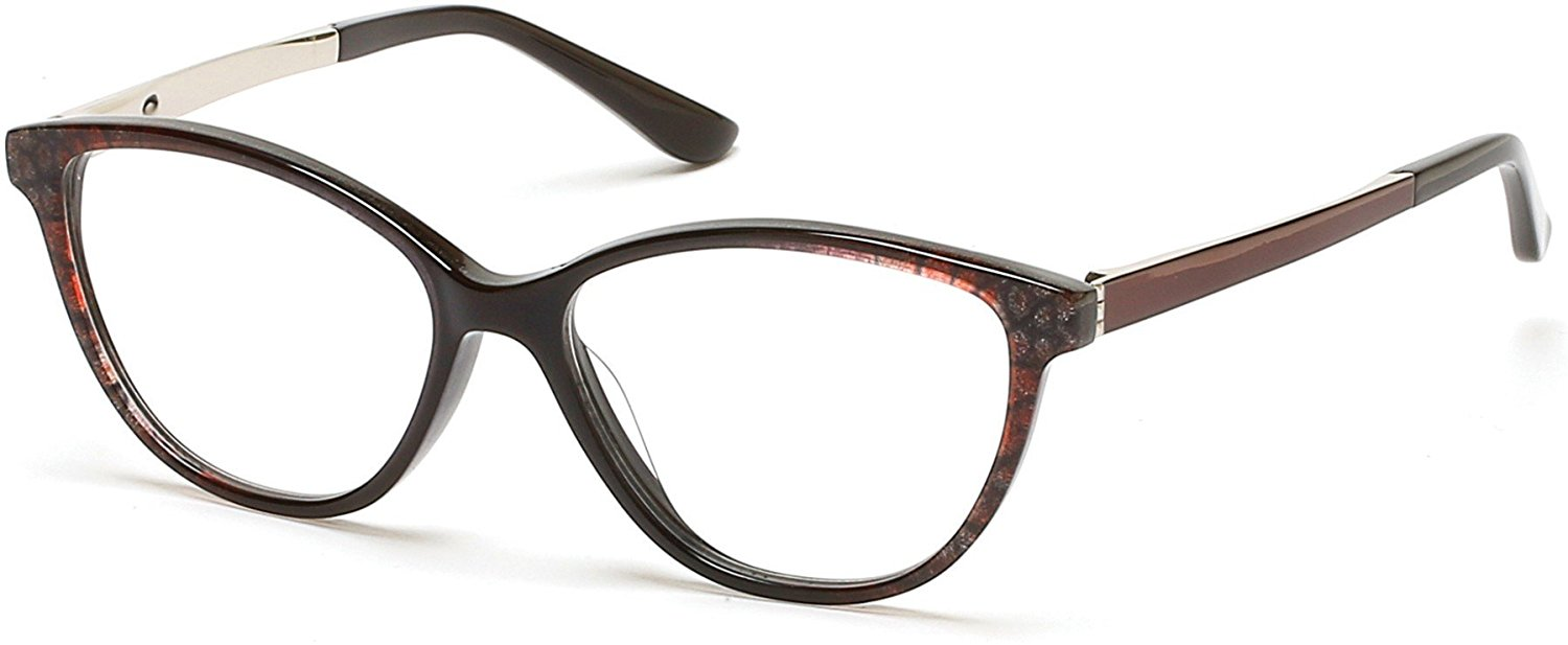 Eyeglasses Marcolin MA 5002 050 dark brown/other