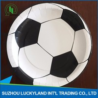 Wholesale Disposable Paper Plate for Children Play