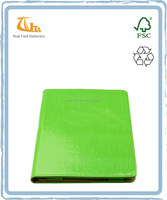 Hot Sale PVC Cover Leather Tablet Case and Green Color Laptop Case