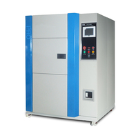 High Accuracy Shock Thermal Air Test Chamber,Shock Thermal Tester