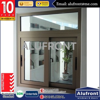 China latest window design sliding windows aluminum windows and doors