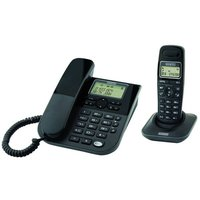 DECT Telephone with 30 adress book entries and 20 Caller ID memory Alcatel 2-1881