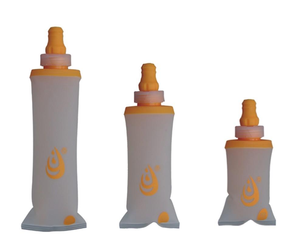 TPU material sport Weiche Laufende Wasser Flaschen BPA FREI