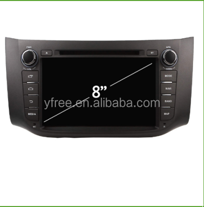 for nissan bluebird sylphy car dvd player android gps auto radio central multimedia 2 double din stereo audio touch screen