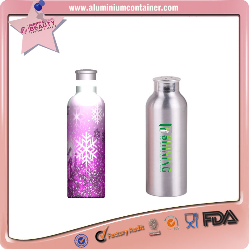 talc pink bottles for sale from cixi