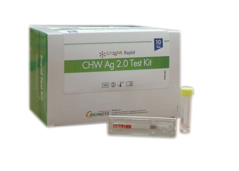 Heartworm Test Kit, Heartworm Test Kit Suppliers and Manufacturers ...