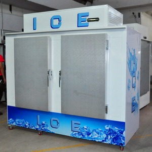 Best selling ice storage freezer/ solar power ice refrigerated container/CE approved ice storage bin DC-750