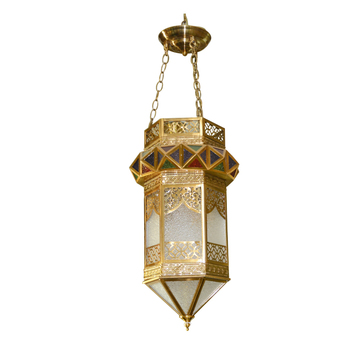 New Model Muslim Lighting Arabian Hanging Lantern Pendant With High Quality Price