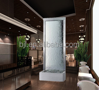 Glass Waterfall Living Room Partition Design Buy Living