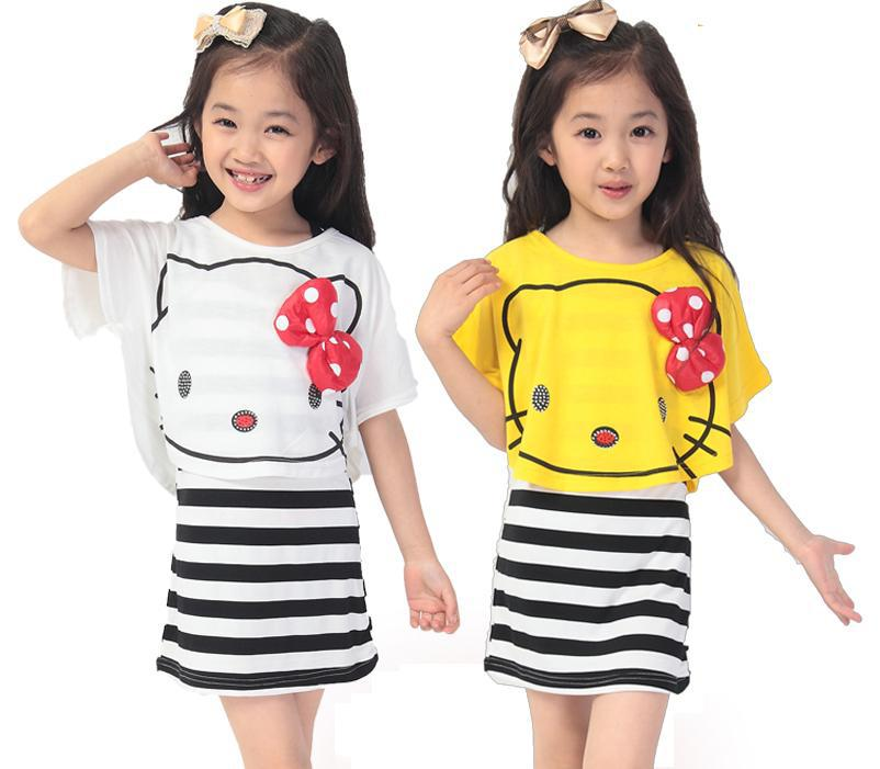 Hello Kitty Style Girls Dress Me Up Polka Dots Sunglasses for Kids