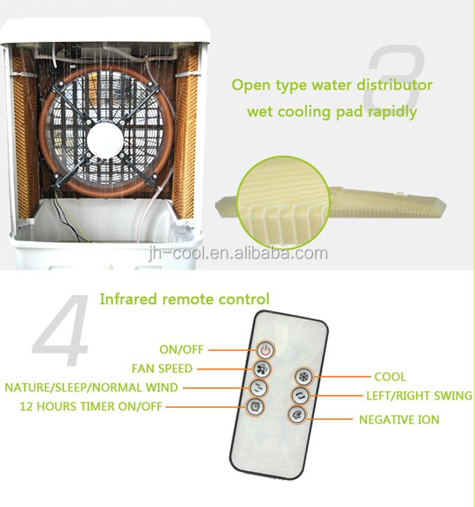 Refrigeration Equipment Room Air Cooler Portable Air