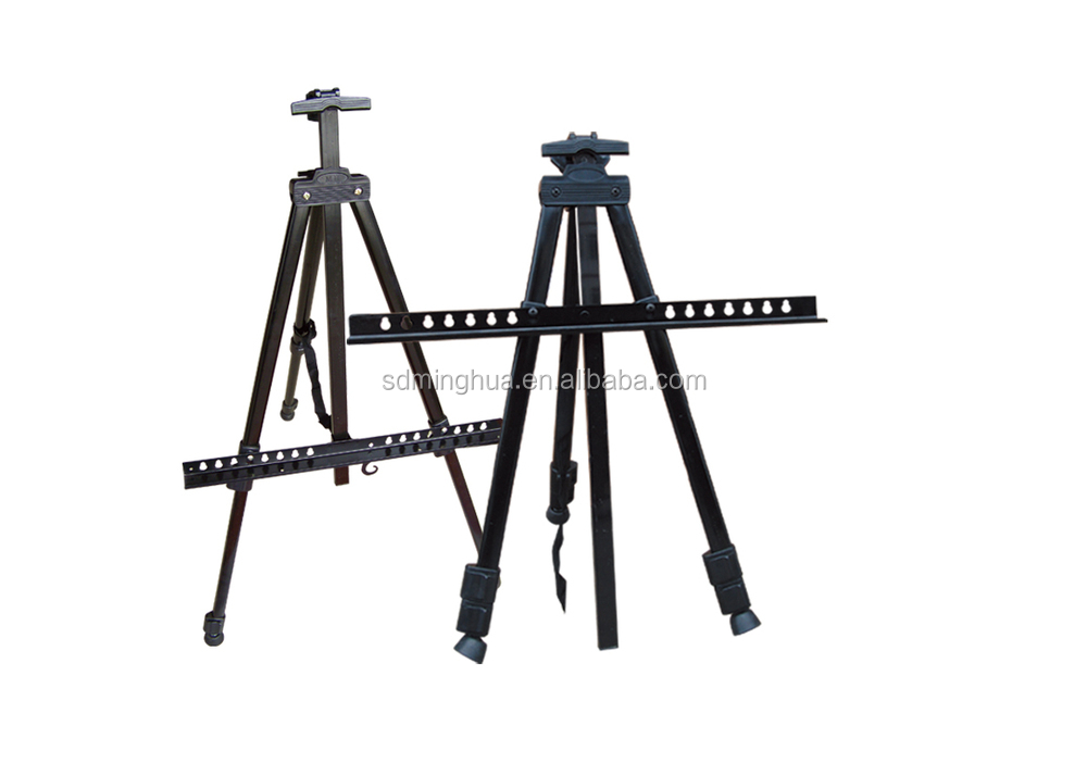 2015 hot sale metal advertise Easel stand