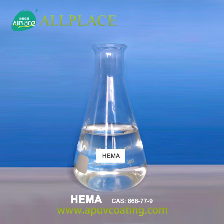 الصين الصانع HEMA 2-هيدروكسي إيثيل ميثاكريليت CAS 868-77-9