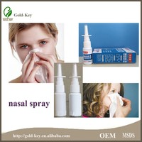 Chinese Herb Colloidal Silver Nasal Spray