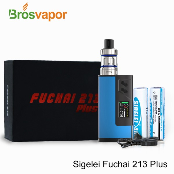 Latest vaping mod fuchai 213 plus mod in stock from Brosvapor wholesales