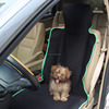 Trade assurance neoprene waterproof high quality pet car seat protector cover