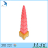 Top Quality new designs montessori wooden educational pink tower toy