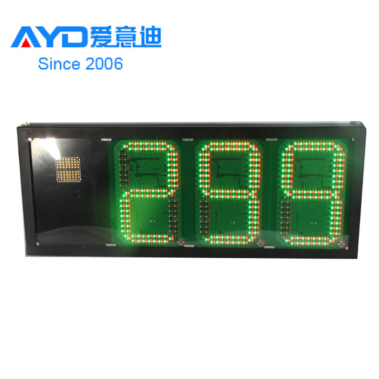 Outdoor waterproof RADAR SPEED SIGN LED DISPLAY