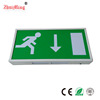Emergency 3 Hours Rechargeable Emergency LED Exit Sign Lamp Exit Light