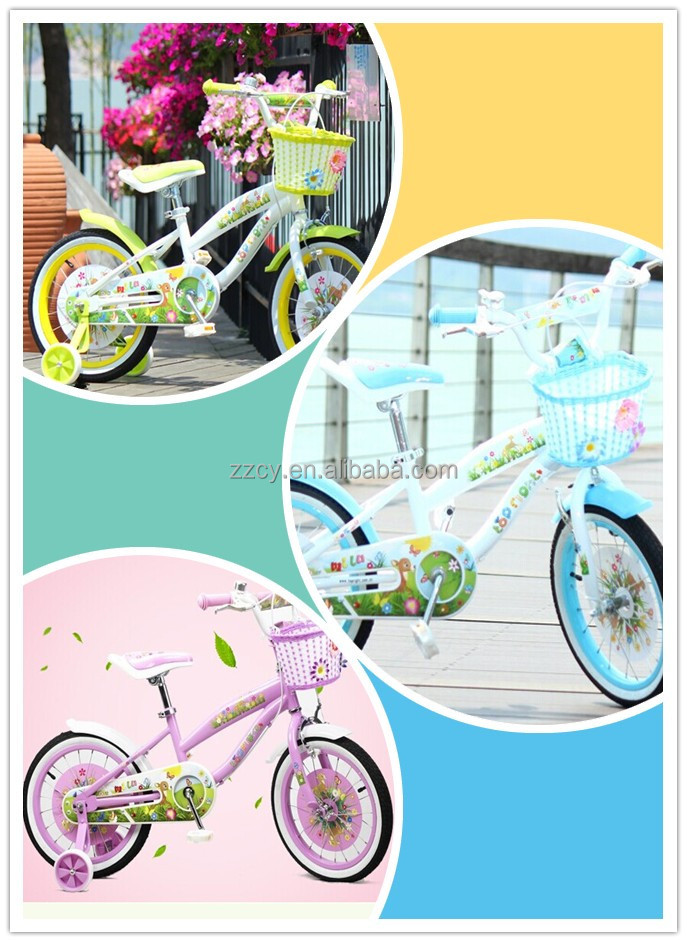 "12"" MTB bike for kids cycle manufacture/vivid color 12""/16inch children bike customized"