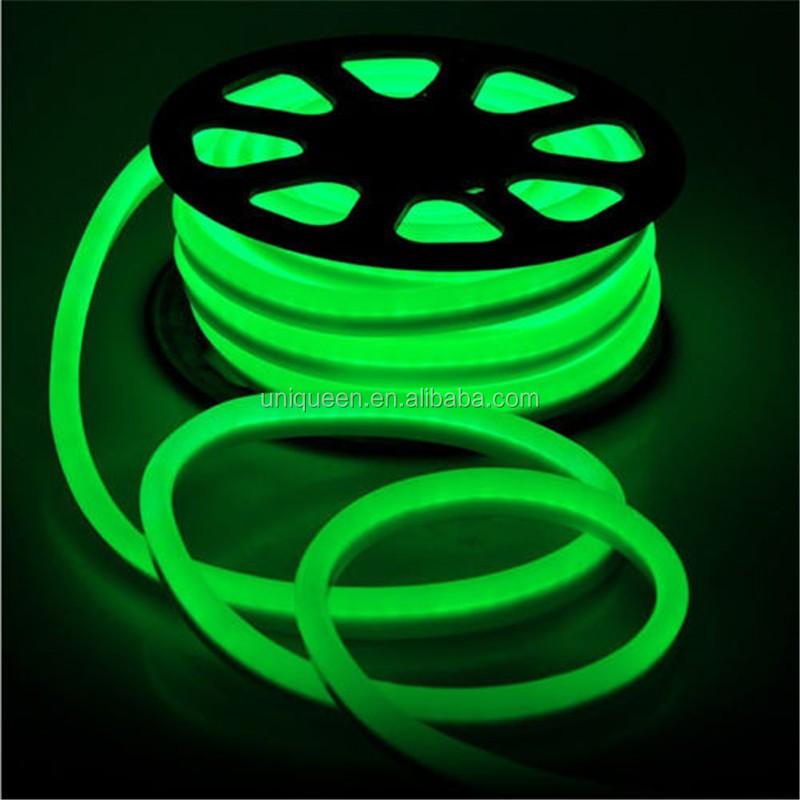 Flexible Neon Led Light Glow El Wire String Strip Rope Tube Car ...