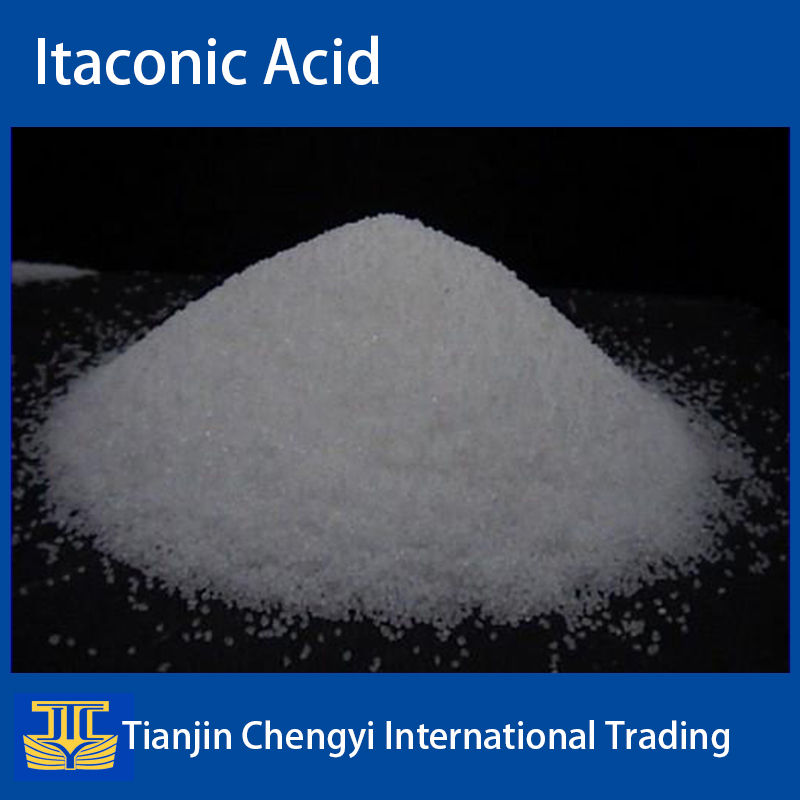 China manufacturer quality price itaconic acid with CAS 97-65-4