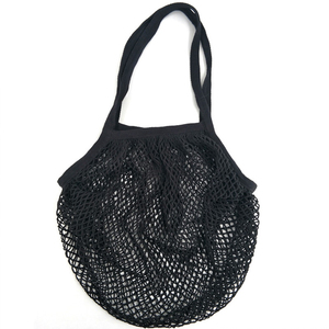 Recycle Cotton Mesh Net String Cosmetic bag