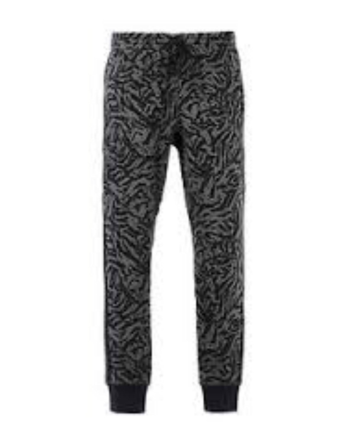 a39c7c05820e Buy Nike Mens Knows Allover Print Cuff Football Jogger Pants in ...