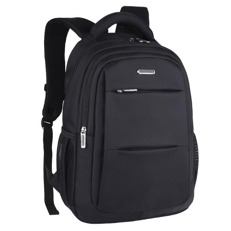 Custom Logo Branded Computer Bag Men Travel Business Waterproof Laptop Backpack