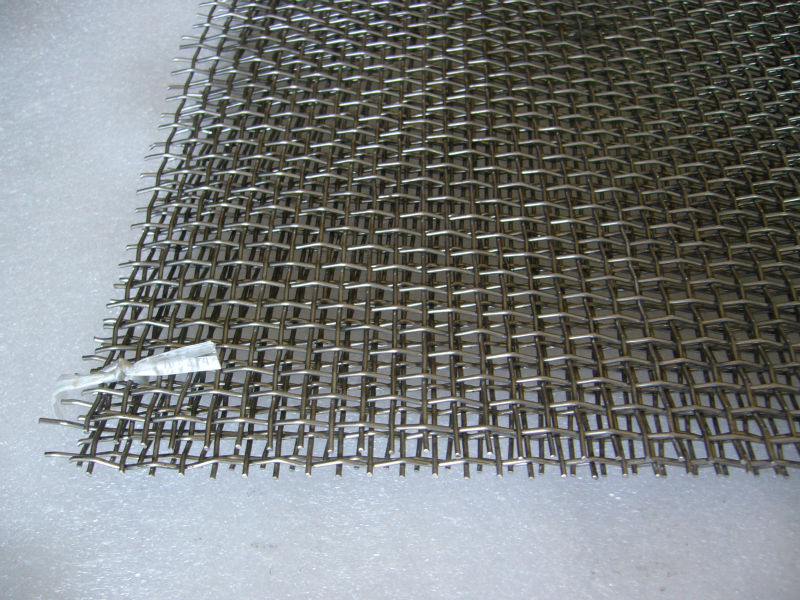 for medical implant gr1/gr5 titanium expanded metal mesh