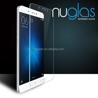 Shenzhen nuglas factory the newest models hot sell in USA Europe tempered glass screen protector for zte zmax pro z981
