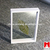 China manufacture photo frame factory, Unique antique hall home decoration floating glass acrylic box picture frame