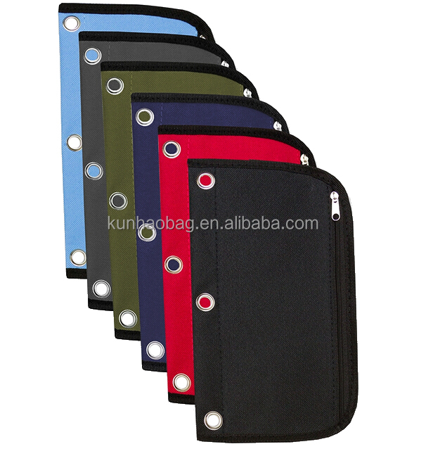 Popular items for binder pencil pouch  etsycom