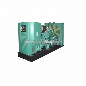 Cummins Engine KTA50-G3 1000KW Diesel Generator Set