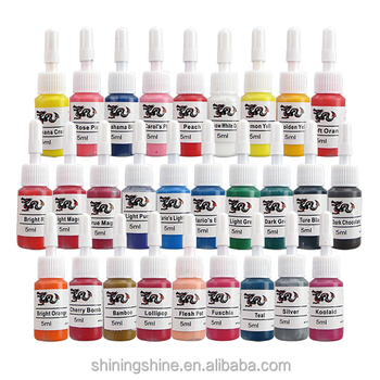 5ml Skin Candy Tattoo Ink Set Include 28 Colors - Buy Skin Candy Tattoo  Ink,Set Tattoo Ink,Tattoo Ink Skin Candy Product on Alibaba.com