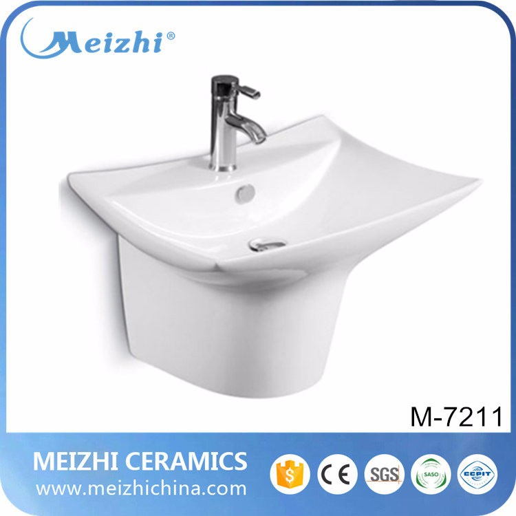 Reliable quality ceramic bathroom wall mount sink brackets