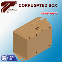 China corrugated cardboard paper pallet box manufacturer