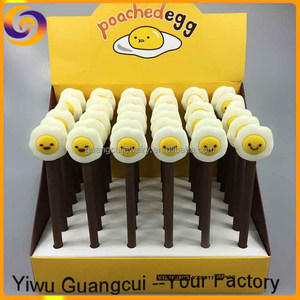 Sanrio gudetama lazy yolk poached egg ball point pen
