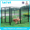 Large outdoor modular dog kennel kennels for dog/lowes dog kennels and runs/dog kennel fence panel