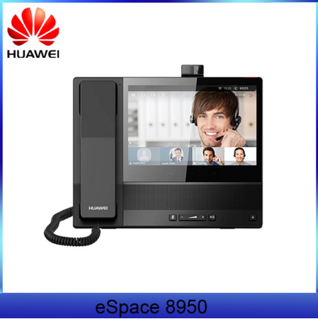 Huawei SIP Desk phone espace 8950 Wifi Skype Video Phone
