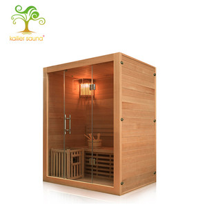 New style Good quality 5 person portable steam sauna room