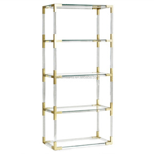 New design modern acrylic console table