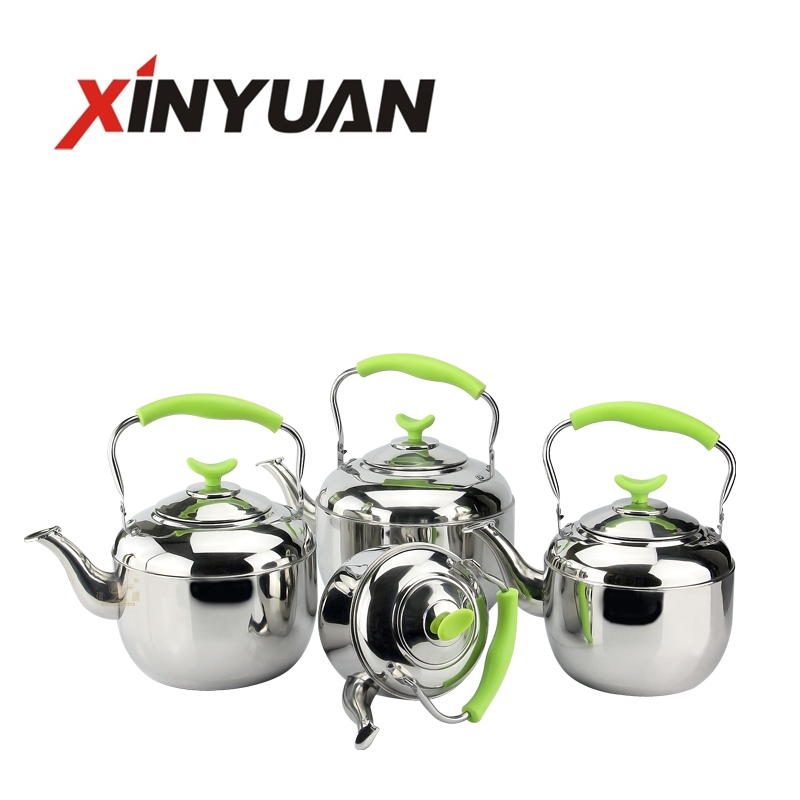 Wholesale Price Home Appliances korean stainless steel tea kettle